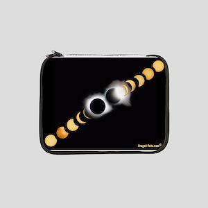 "FF Solar Eclipse 13"" Laptop Sleeve"