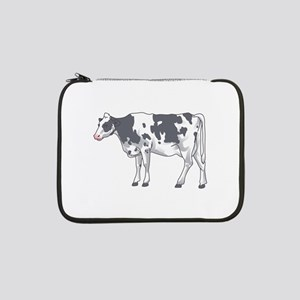 "Holstein Cow 13"" Laptop Sleeve"