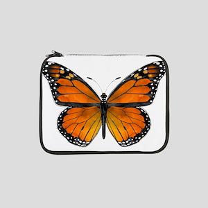 """Monarch Butterfly 13"""" Laptop Sleeve"""