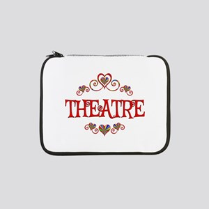 "Theatre Hearts 13"" Laptop Sleeve"