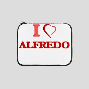 "I Love Alfredo 13"" Laptop Sleeve"