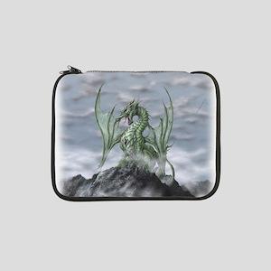 "Green Dragon 13-In. 13"" Laptop Sleeve"