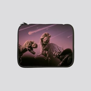 "Death of dinosaurs 13"" Laptop Sleeve"
