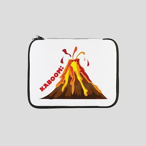 "Volcano Kaboom 13"" Laptop Sleeve"