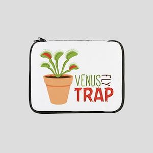 "VENUS FLY TRAP 13"" Laptop Sleeve"