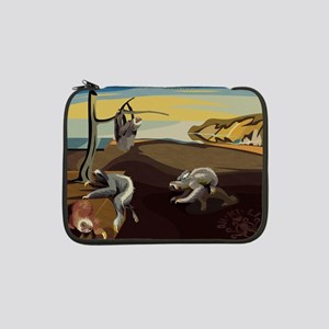 "Persistence of Sloths 13"" Laptop Sleeve"