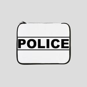 "Police 13"" Laptop Sleeve"