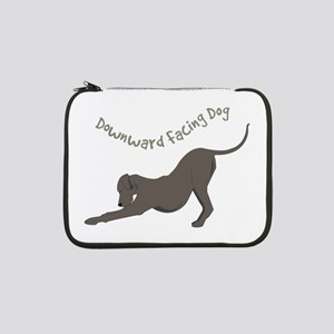 "Downward Dog 13"" Laptop Sleeve"