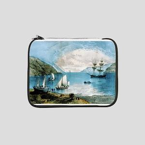 """The Bay of Annapolis - Nova Scotia - 1907 13"""" Lapt"""
