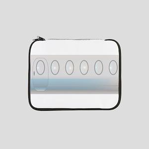 "Aircraft Background 13"" Laptop Sleeve"