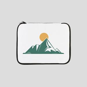 """Sunrise Mountain 13"""" Laptop Sleeve"""