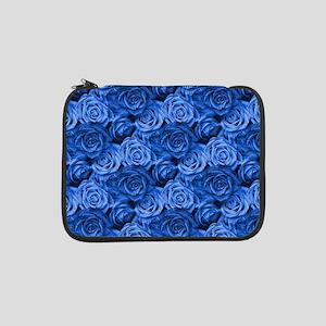 "Blue Roses 13"" Laptop Sleeve"