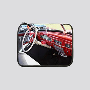 "Classic car dashboard 13"" Laptop Sleeve"