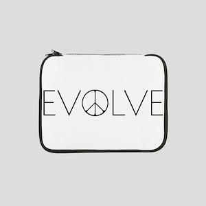 "Evolve Peace Narrow 13"" Laptop Sleeve"