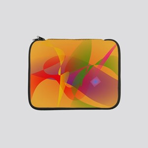 "Digital Kandinsky Emulation 13"" Laptop Sleeve"