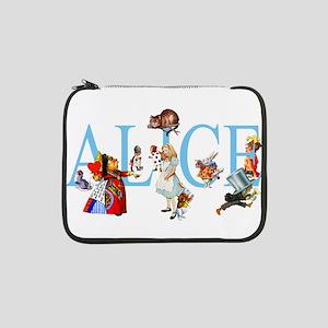 "ALICE _special_FINALxx copy 13"" Laptop Sleeve"