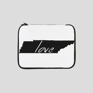 "Love Tennessee 13"" Laptop Sleeve"