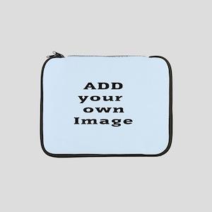 "Add Image 13"" Laptop Sleeve"