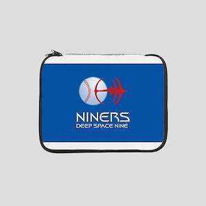 """Deep Space Niners 13"""" Laptop Sleeve"""
