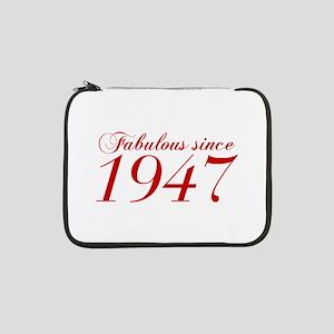 "Fabulous since 1947-Cho Bod red2 300 13"" Laptop Sl"