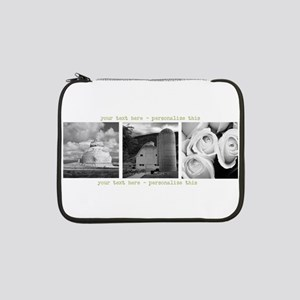 """Your Artwork and Text here 13"""" Laptop Sleeve"""