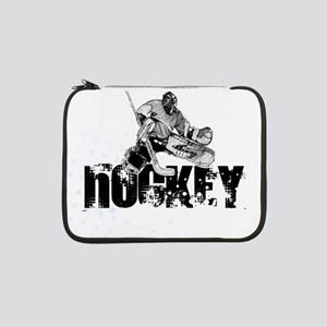 "Hockey Player 13"" Laptop Sleeve"