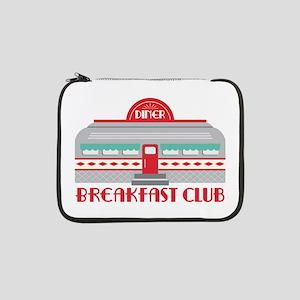 "Breakfast Club 13"" Laptop Sleeve"