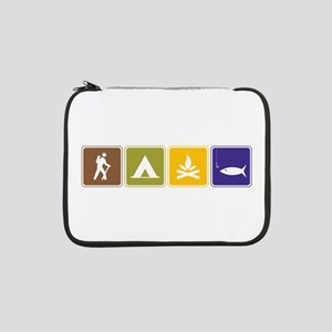 "Outdoors 13"" Laptop Sleeve"
