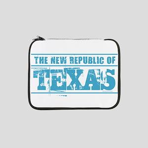 """Texas - New Republic 13"""" Laptop Sleeve"""