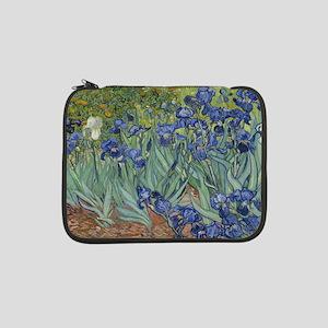 "Van Gogh - Irises 13"" Laptop Sleeve"