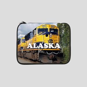 "Alaska Railroad 13"" Laptop Sleeve"