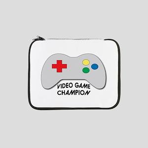 "Video Game Champion 13"" Laptop Sleeve"