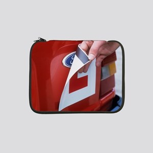 """Magnetic L-plate 13"""" Laptop Sleeve"""