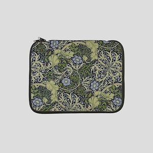 """William Morris Seaweed 13"""" Laptop Sleeve"""