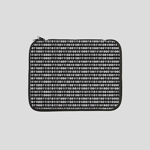 "Binary Code 010 DOS 13"" Laptop Sleeve"