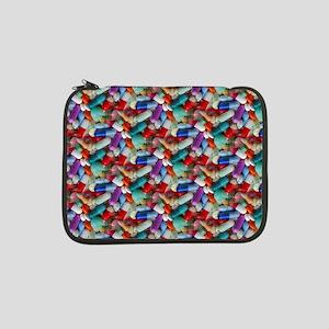 "drugs pills 13"" Laptop Sleeve"