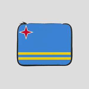 "ARUBA FLAG 13"" Laptop Sleeve"