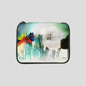 """7 Seven Horses 13"""" Laptop Sleeve"""