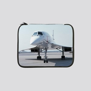 "Super! Supersonic Concorde 13"" Laptop Sleeve"