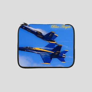 """Blues_0142.23x35.final 13"""" Laptop Sleeve"""