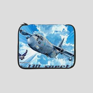 "Air Force AC-130 Spectre 13"" Laptop Sleeve"