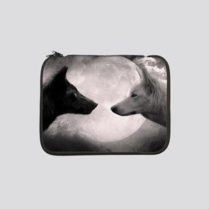 "Best selling wolf 13"" Laptop Sleeve"