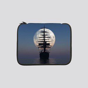 """Ship Sailing In The Night 13"""" Laptop Sleeve"""