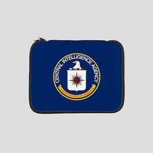 """CIA Flag 13"""" Laptop Sleeve"""