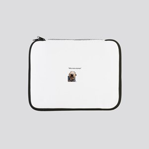 """Airedale Terrier Friends 13"""" Laptop Sleeve"""