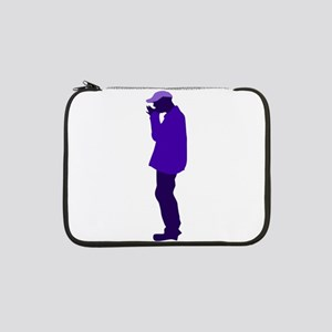 "street busker 13"" Laptop Sleeve"