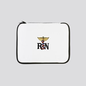 "Caduceus_rn1 13"" Laptop Sleeve"