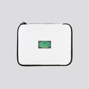 "Sea Breeze 13"" Laptop Sleeve"