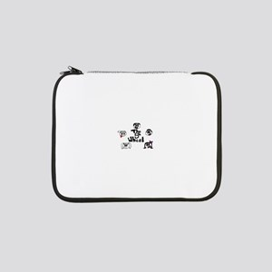 """The 5th Wheel Group Photo 13"""" Laptop Sleeve"""