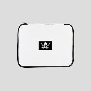 """Calico Jack Rackham 13"""" Laptop Sleeve"""
